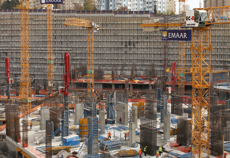 Emaar may float IPOs of its Turkey or India units.