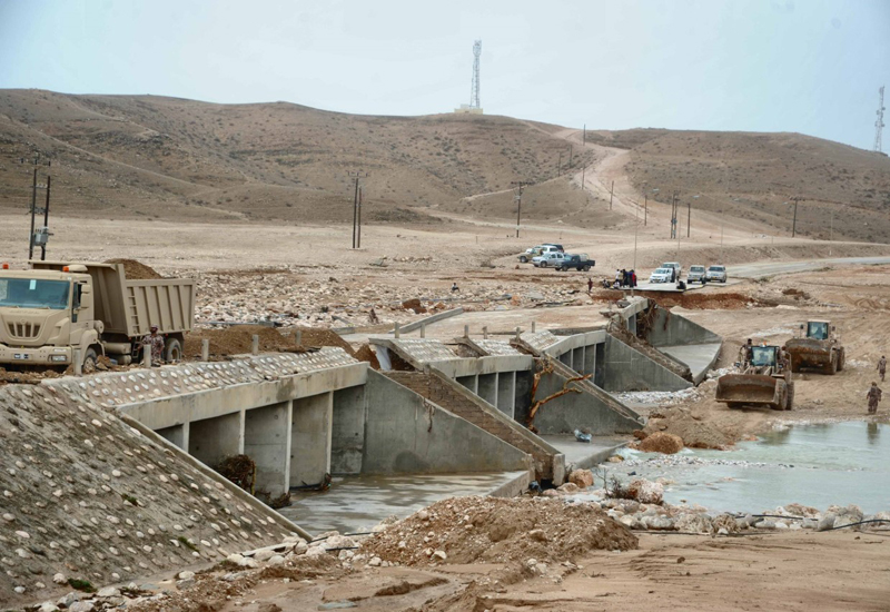 Cyclone Mekunu caused extensive damage to Oman's infrastructure.