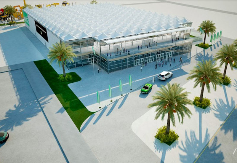 De Boer Middle East will build the King Abdullah Exhibition Centre.