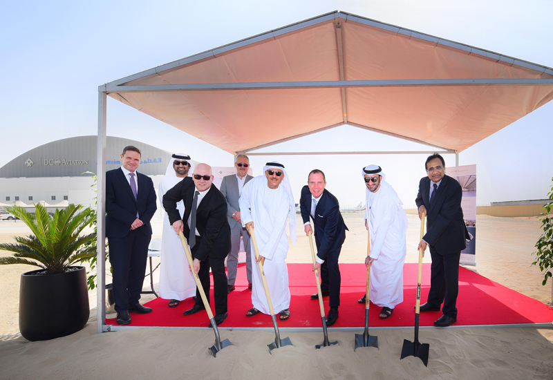 The expansion of DC Aviation Al-Futtaim's (DCAF) Dubai South facility is scheduled to complete by Q3 2017.