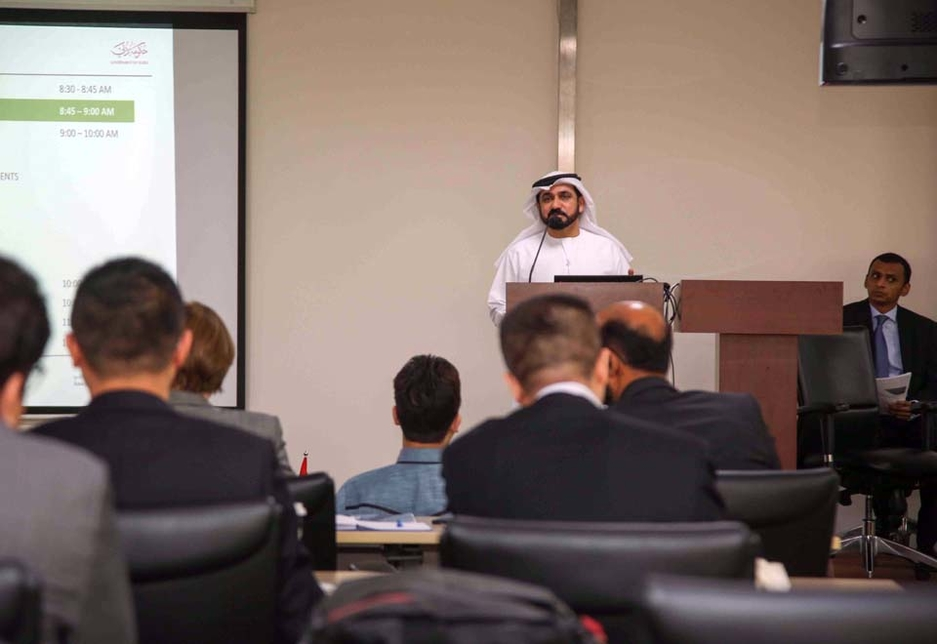 DEWA and the project's consultants answered technical, financial and legal questions.