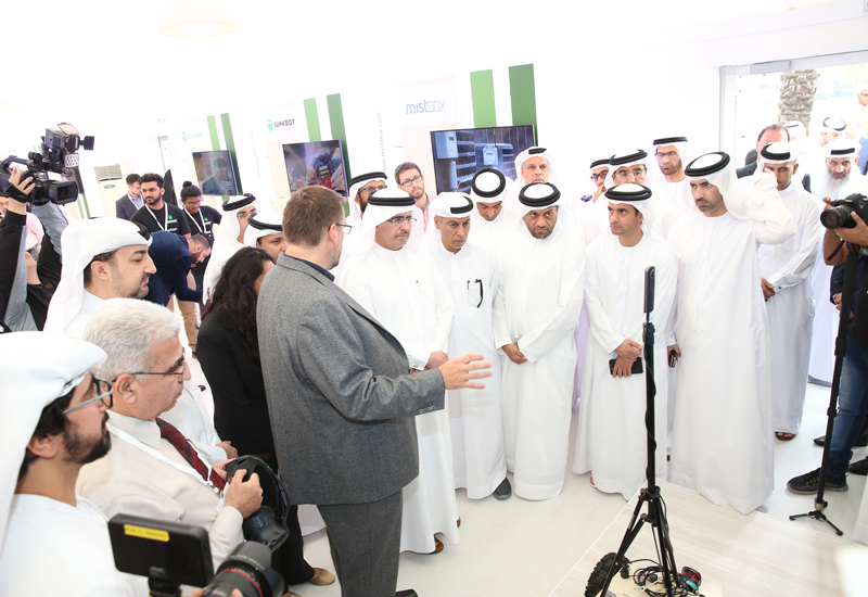 DEWA launched a pilot project for the world's first virtual reality (VR) remote inspection for utility maintenance.