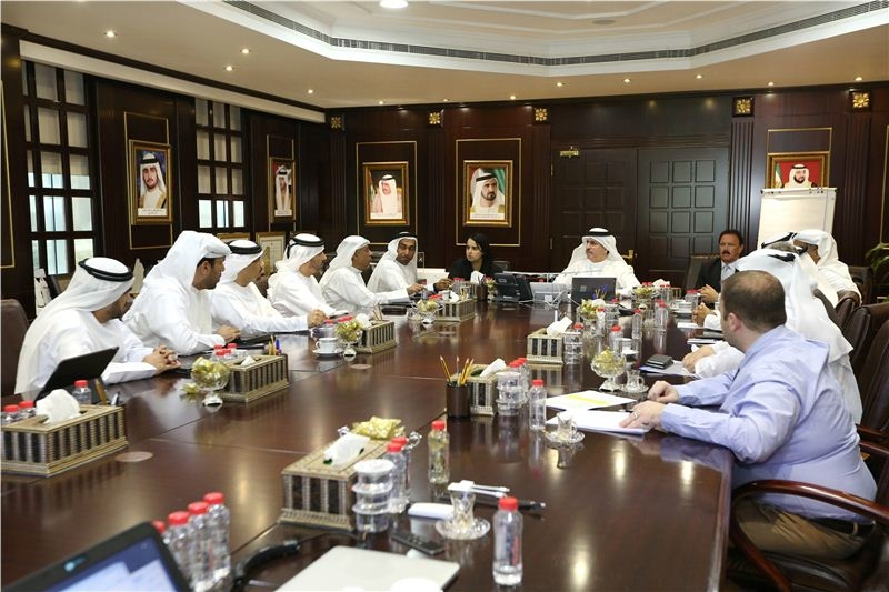 A committee has been formed to follow up on the implementation of the Dubai Ruler's order. [Image: Dubai Media Office]