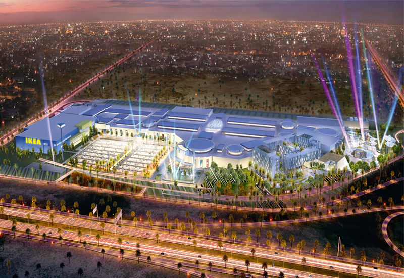 Doha Festival City is due to open to the public Q1 2017, offering more than 500 international and local brands.