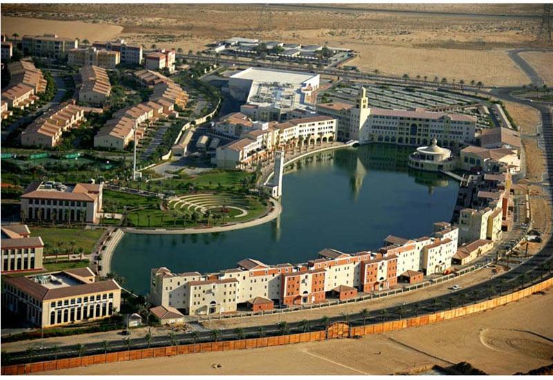 Dubai Industrial Park (DIP).