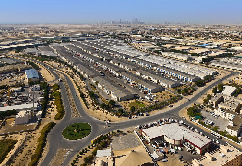 Cluttons expects rents to remain flat over the next 12 months in Dubai's industrial rental market.