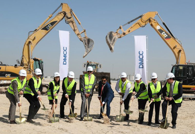 DMCC Coffee Centre will be complete in 2018 [image: WAM].