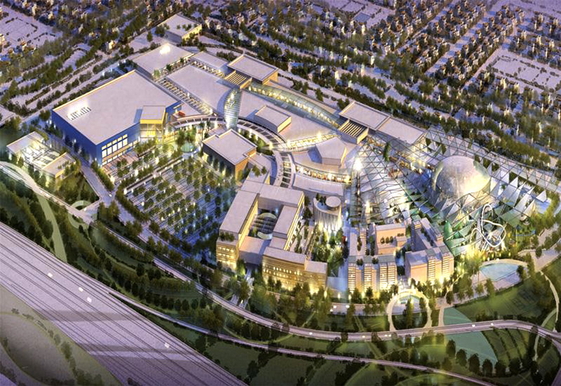 One of Doha's bigget malls, Doha Festival City has been set back by four months owing to infrastructural concerns.