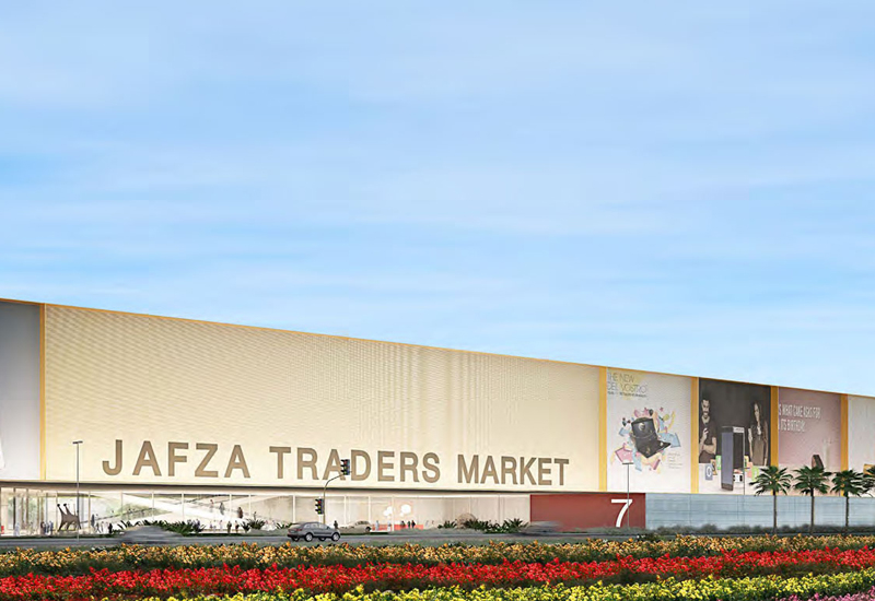 DP World's Trader's Market aims to boost trade between the UAE and China.