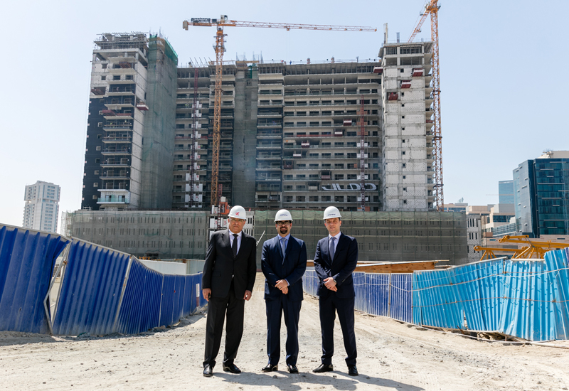 Damac has awarded more than $381m worth of contracts so far this year.