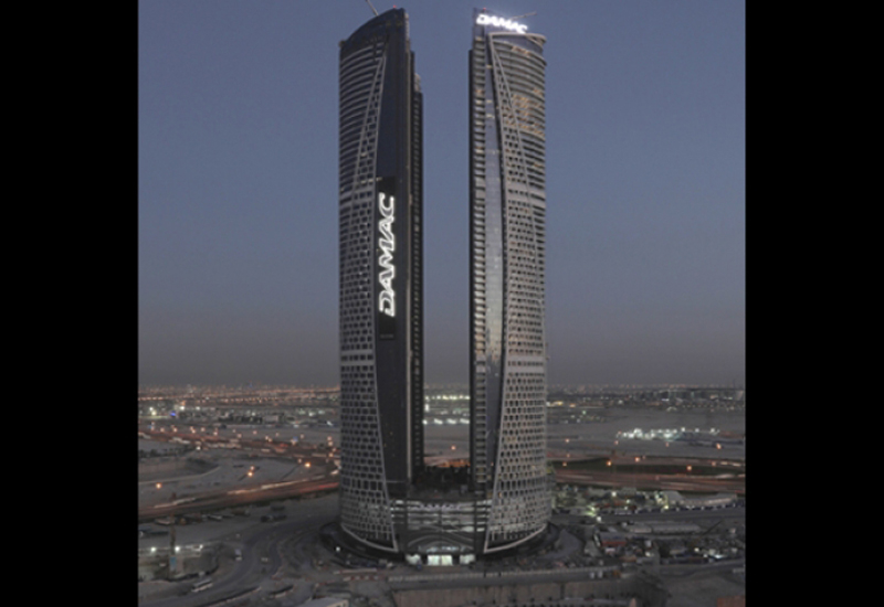 Damac Properties has recorded 25 million safe man-hours on its Damac Towers by Paramount project.