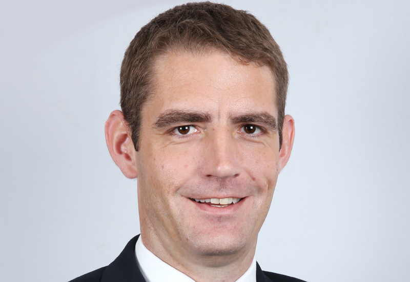 Faithful+Gould's David Clifton (above) forecasts that contracts worth $45bn (AED165bn) will be awarded in the UAE in 2017.