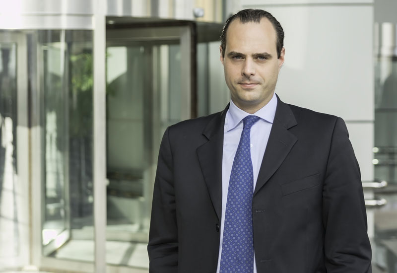 David Godchaux (above) is the CEO of Core Savills.