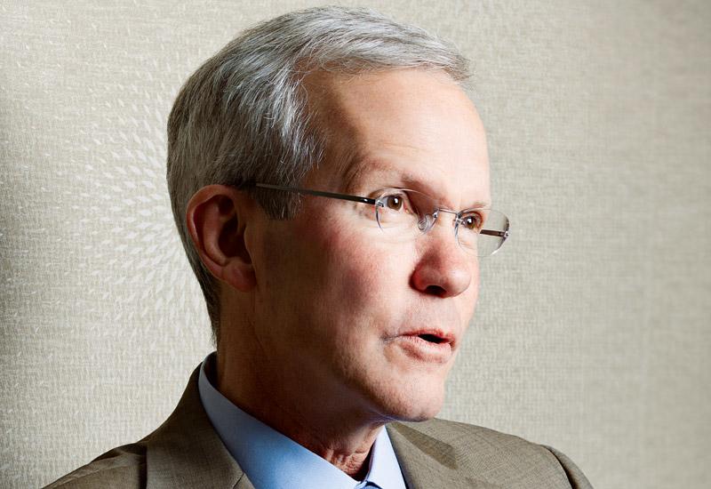 David Welch, EMEA president of Bechtel.