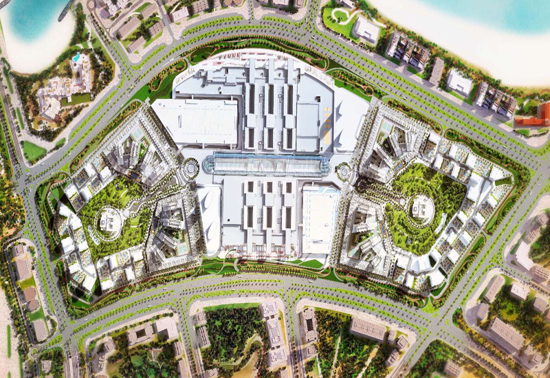 A construction tender for the Deira Islands Boulevard will be released in Q1 2017.
