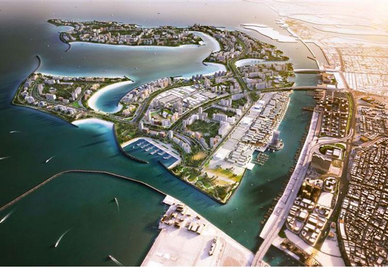 Nakheel has teamed up with Vienna House to develop a 600-key beachfront resort at Deira Islands [image: Dubai Media Office].