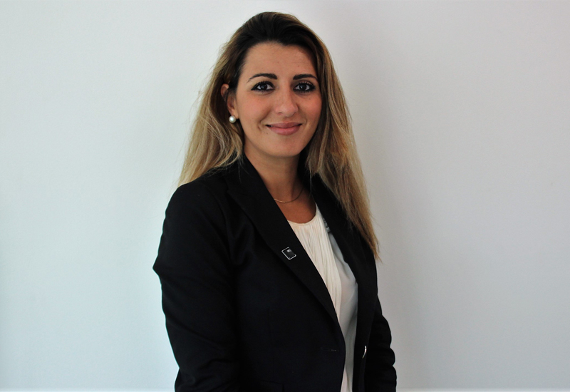 ISG has appointed Dima Qumsieh (above) as business development director for its Middle East operations.