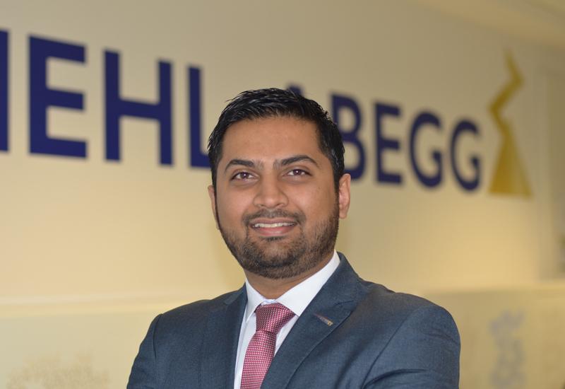 Dipen Patel, ventilation sales manager, Ziehl-Abegg Middle East.