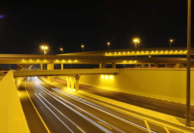 Three out of the tunnel's four lanes are now open.