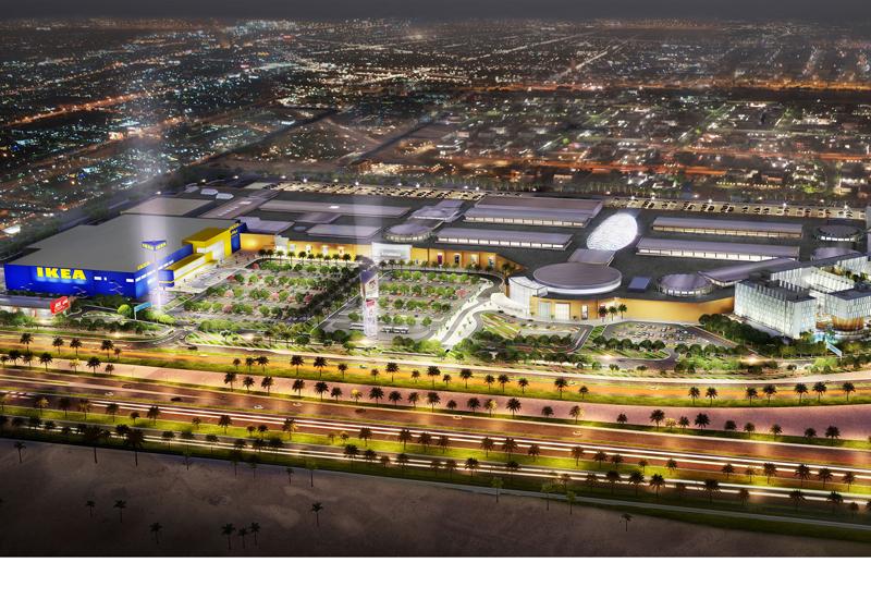Doha Festival City.