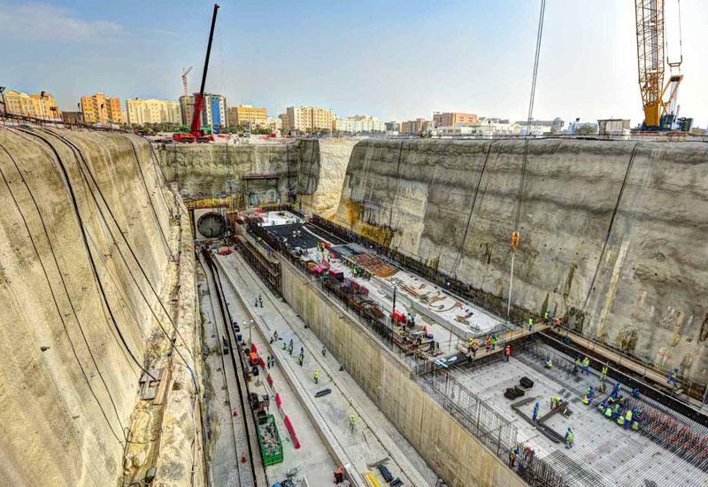 Doha Metro's Red Line spans 41km. [Representational image]