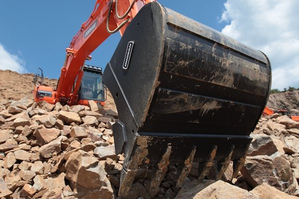 The new buckets range from 450mm to 1,800mm.