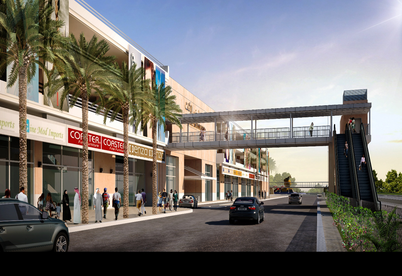 Construction of the showrooms will begin in two months' time, with completion by Q4 2018.