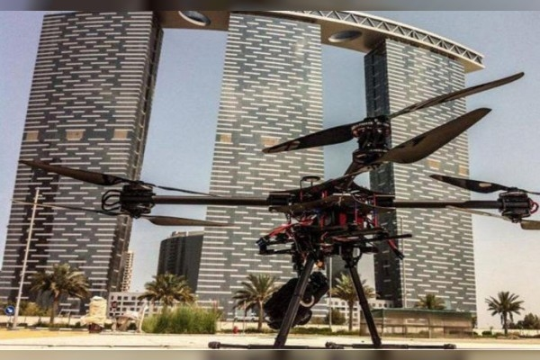 ESMA has introduced a list of technical requirements for drone registration in the UAE [image: <i>WAM</i>].