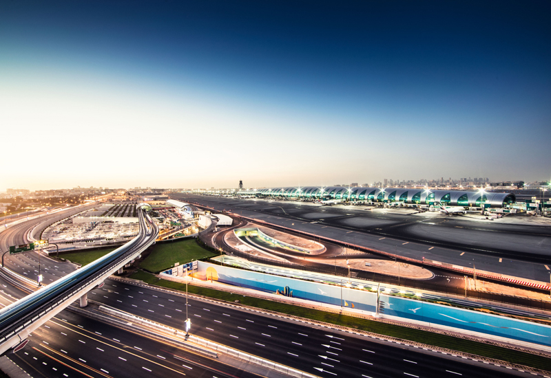 Dubai Airports and Etihad ESCO signed an agreement last year to retrofit Terminals 1, 2, and 3, and Concourse B at Dubai International Airport [image: WAM].