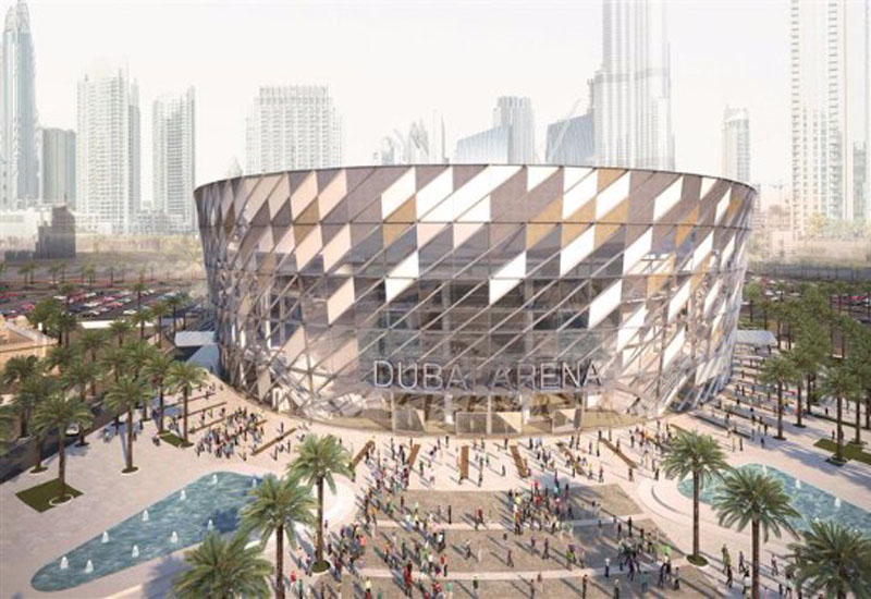 Empower will deliver district cooling services for Dubai Arena.