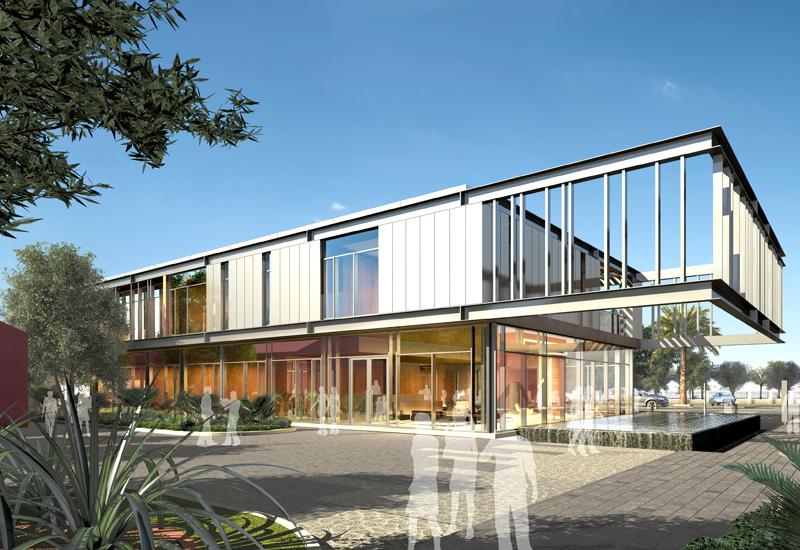GAJ has designed numerous facilities for Dubai College since its inauguration in 1978.