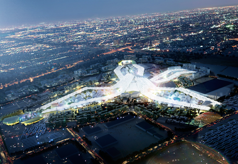 A JV comprising Mace and Jacobs will work on the UK Pavilion for Expo 2020 Dubai.