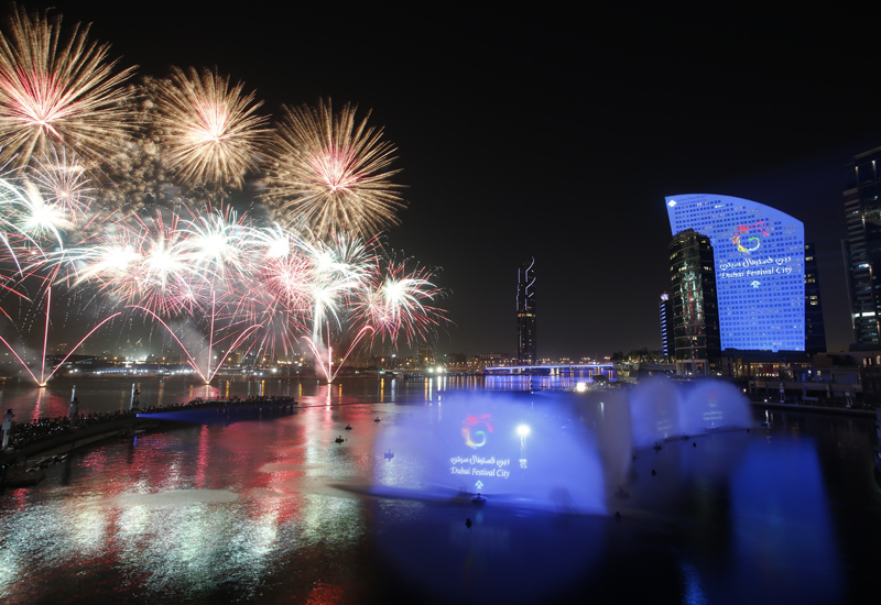 Himoinsa and FAMCO supplied four gensets to power the 48 pumps required for Dubai Festival City's Imagine show.