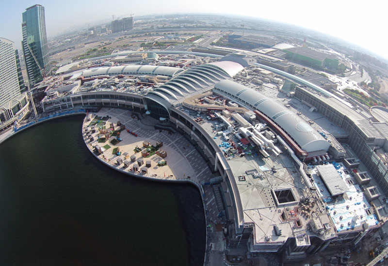 This aerial image was done by ALEC with approval of the Dubai Civil Aviation Authority under (DCAA/NOC-AP/2016/075).