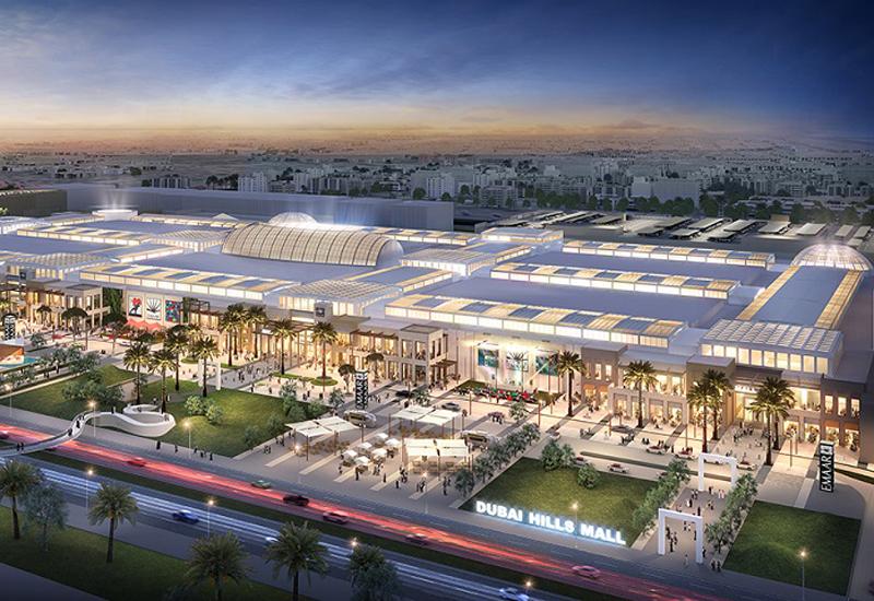 ALEC announced main contractor win for Dubai Hills Mall.