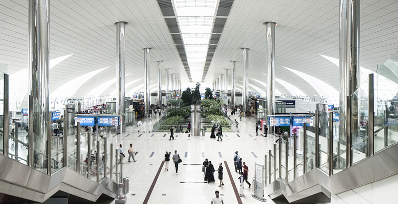 Quintic will automate planning processes for DXB and DWC.