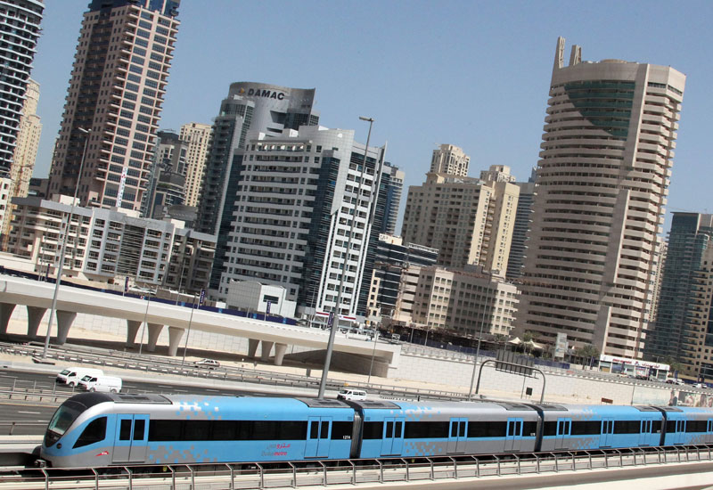 Buildings along Dubai Metro's Red Line and Green Line will be put through protective and preventive maintenance programmes following Dubai Municipality's campaign [representational image].