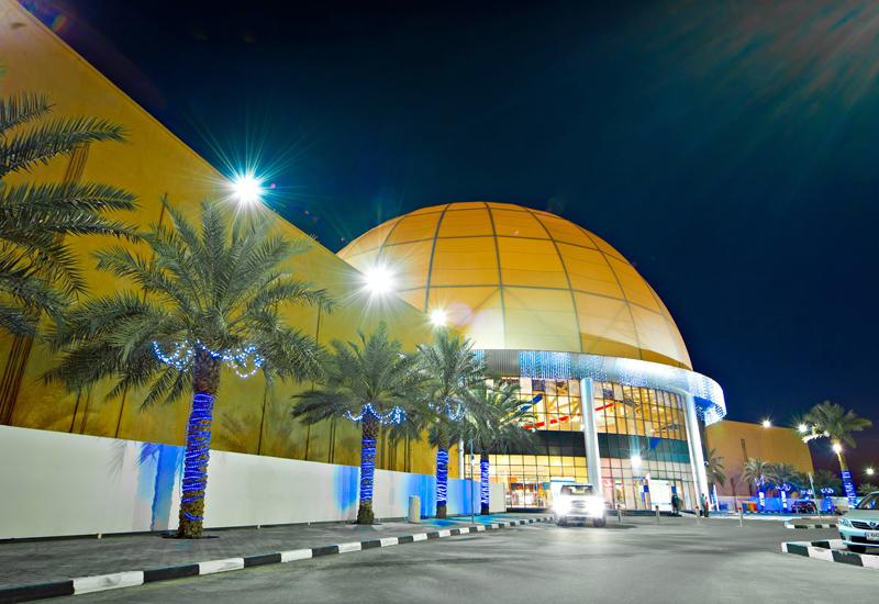 Dubai Outlet Mall.
