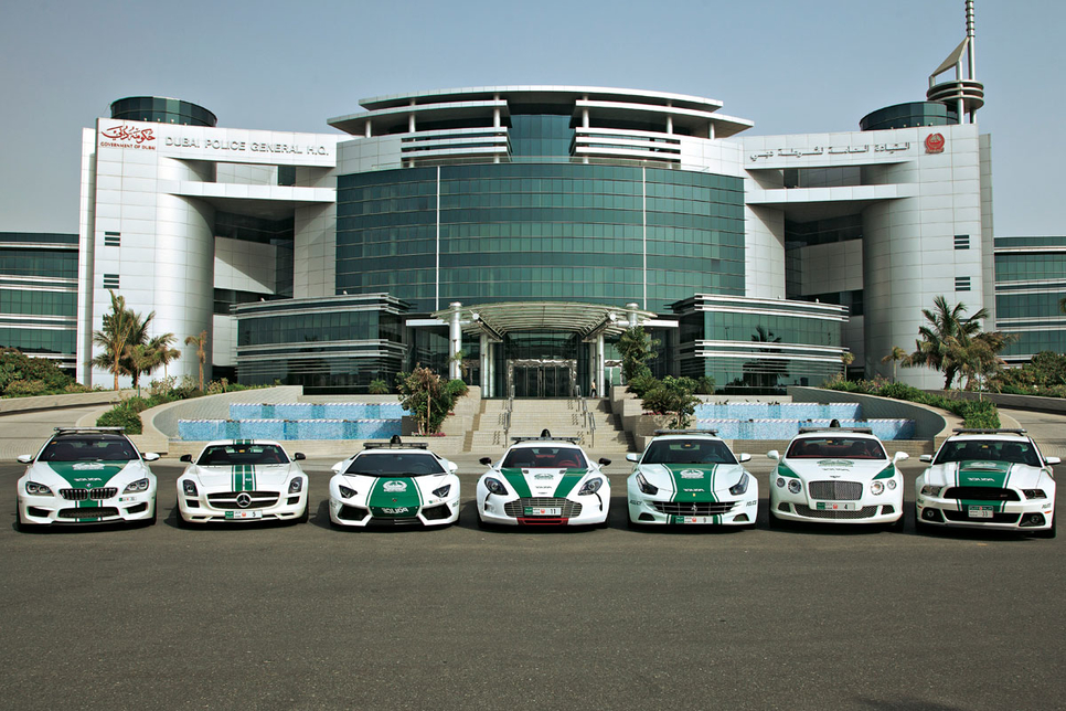 Up to 34 of Dubai Police's facilities will be fitted with sustainable systems by Etihad ESCO.