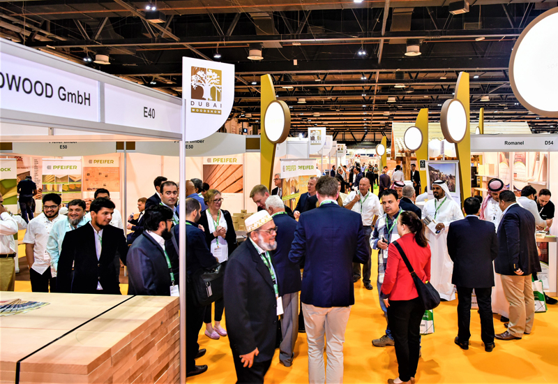 The Dubai WoodShow will be held at the Dubai World Trade Centre from 12-14 March, 2018.