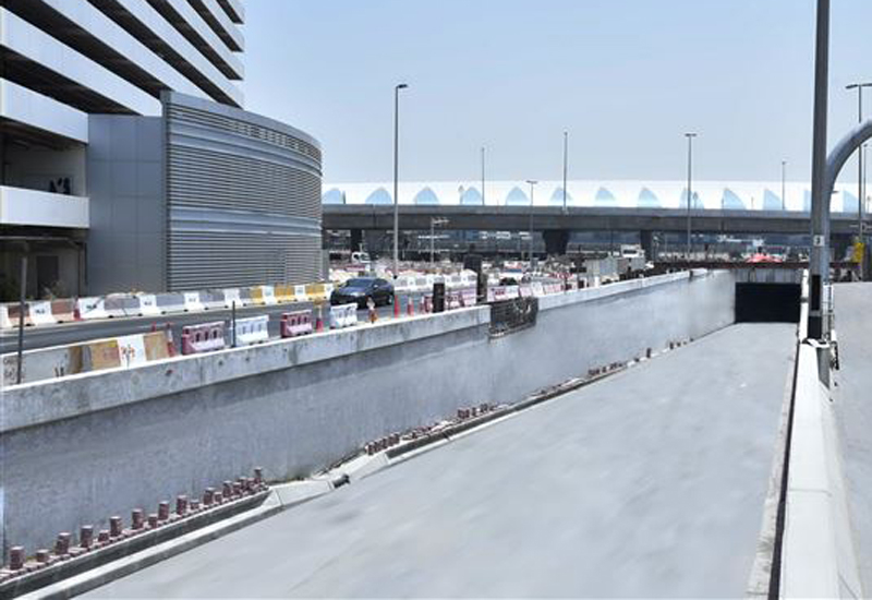 A new tunnel linking the Airport and Marrakech Streets is expected to ease school traffic in Dubai.
