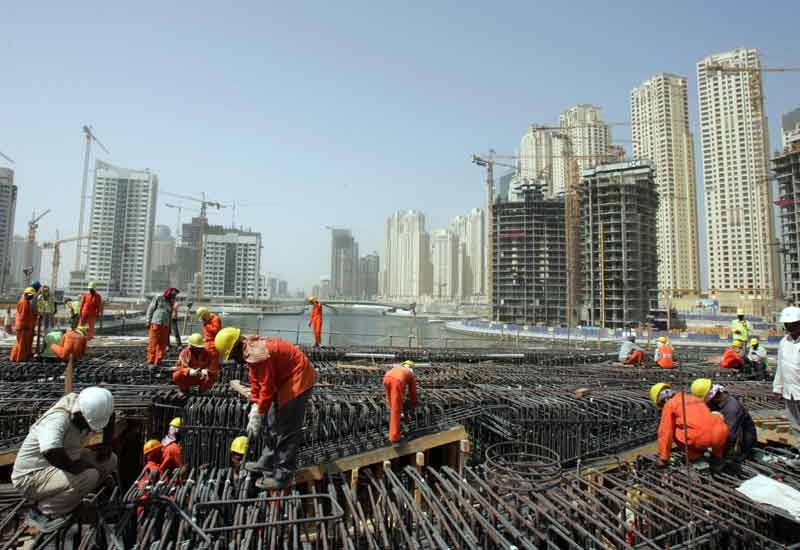 The UAE's well-received midday work break begins today for a period of three months [representational image].