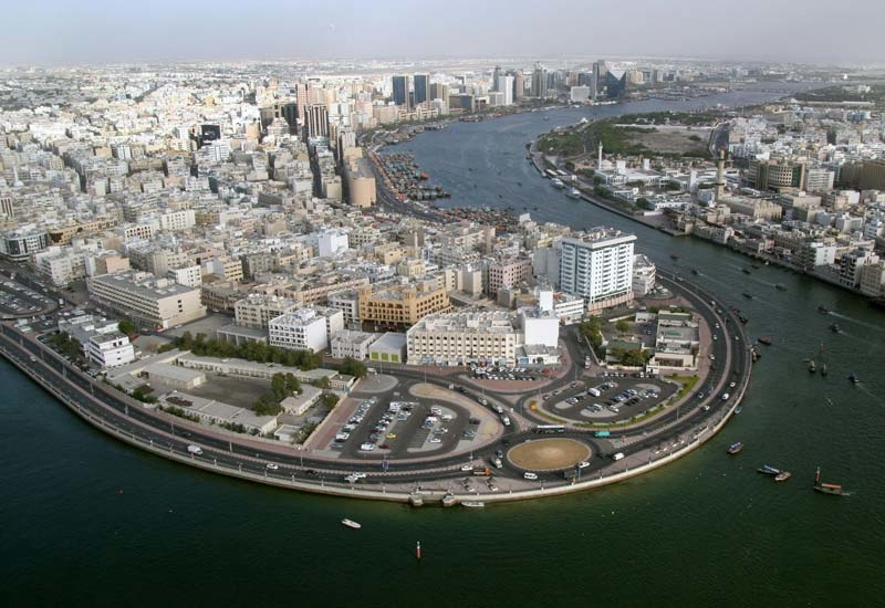 A tower will be constructed in Dubai Creek area.