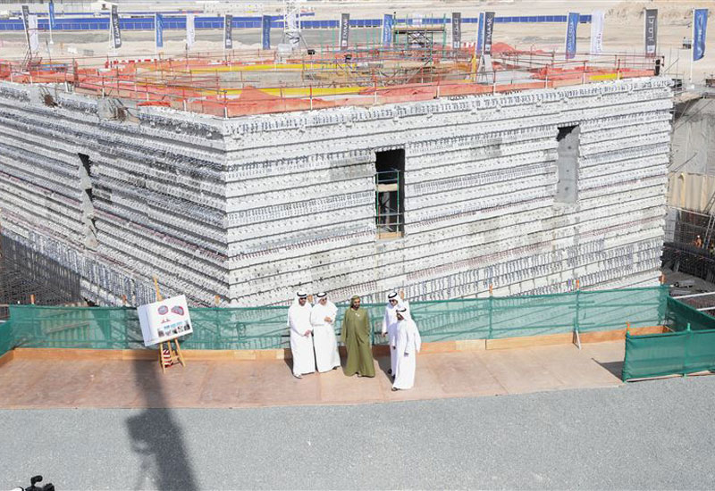 HH Sheikh Mohammed recently reviewed the Dubai Creek Tower project [image: Dubai Media Office].