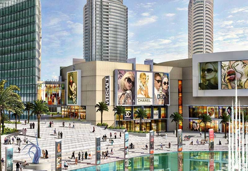 Dubai Mall welcomed 80 million visitors in 2015.