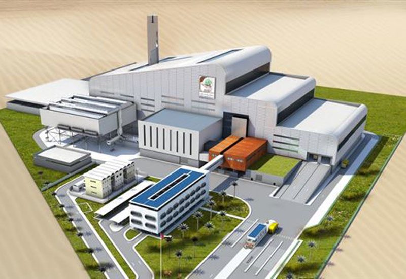 Dubai Municipality and DEWA will cooperate on the development of the Warsan waste-to-energy facility [image: Dubai Media Office].