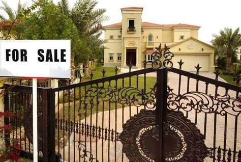 At the end of 2016, 5,933 brokers were active in Dubai's property market [representational image].