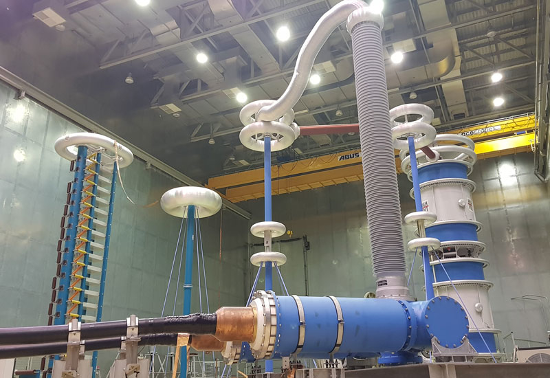 Ducab supplied the GCC-made 400kV cable for Abu Dhabi's Taweelah B power project.