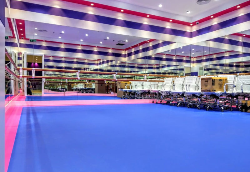 Fit-out work has been completed for a Dubai school in Emaar's newly opened Springs Souk.