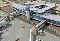 The passenger terminal at Duqm Airport is expected to become operational in the second half of this year.